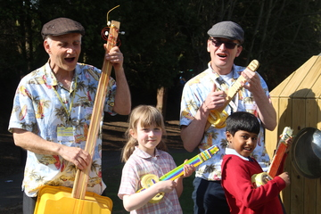 'Utterly' enjoyable musical experience for Yarm Pre-Prep pupils