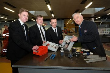 TTE launches new partnership with Whitby college