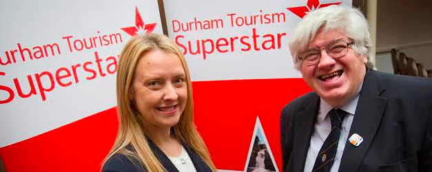 Spring in the step at tourism conference
