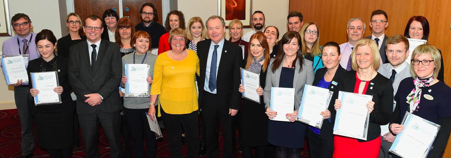 Middlesbrough officially a dementia friendly town