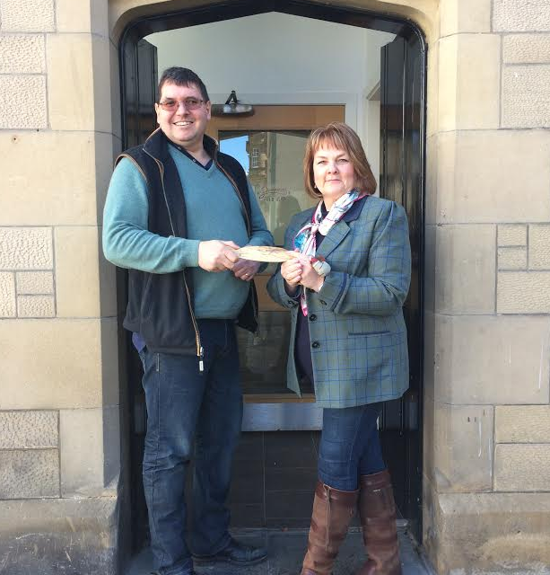 Ednam House Hotel Casts out its Net to Local Business, Tweedside Tackle.