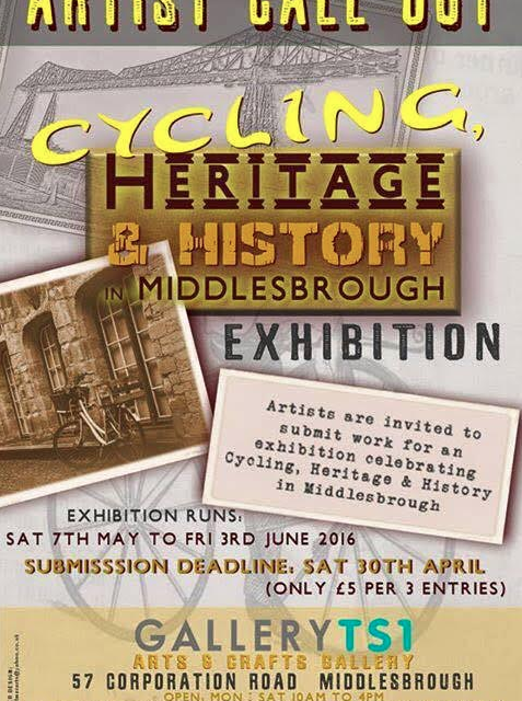 Cycling, Heritage and History in Middlesbrough