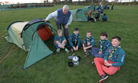 Local Scouts Better Equipped to go on Expeditions
