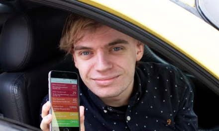 New app gives magical solution to parking problems