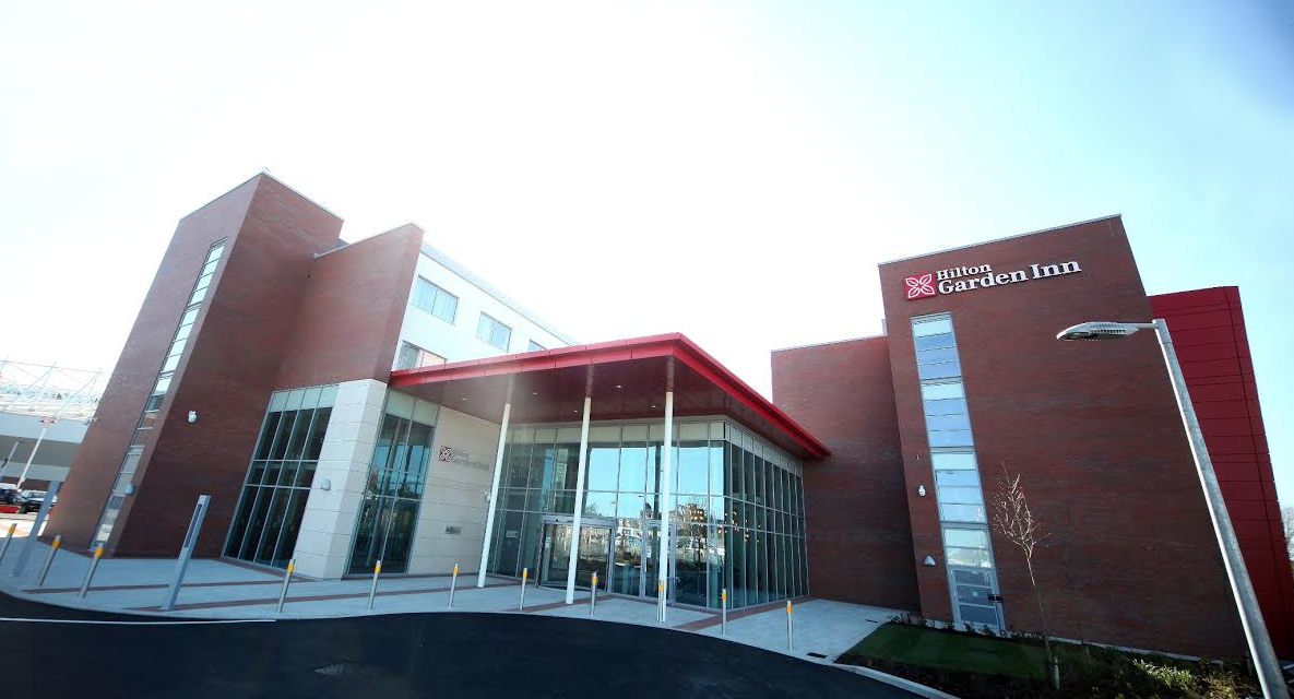 Special Reception Launches Northern England's First Hilton Garden Inn