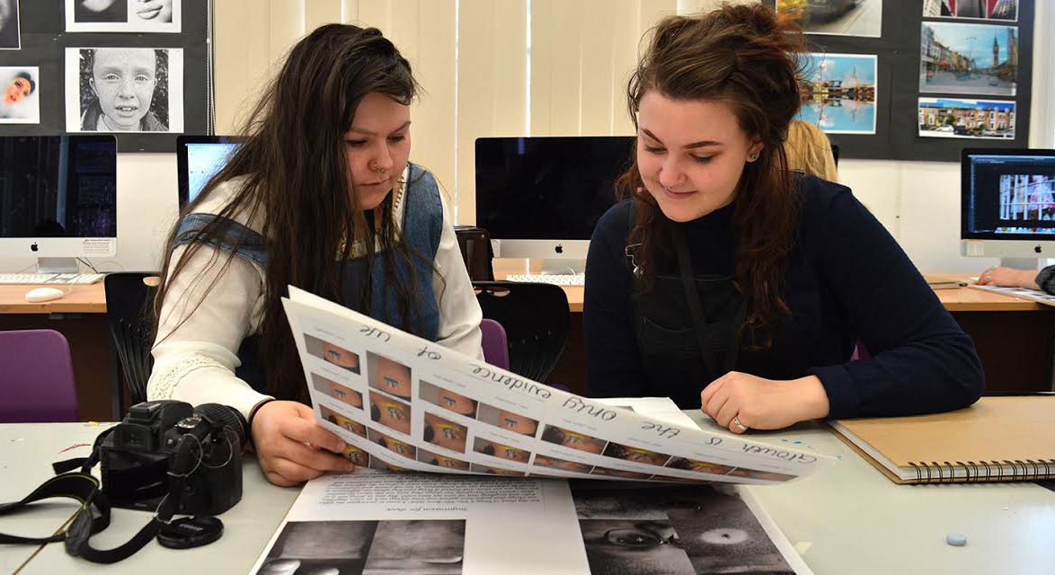 Students' work is focus of latest Town Hall exhibition