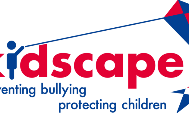 Actress Jill Halfpenny supports Kidscape's anti-bullying workshops in North East