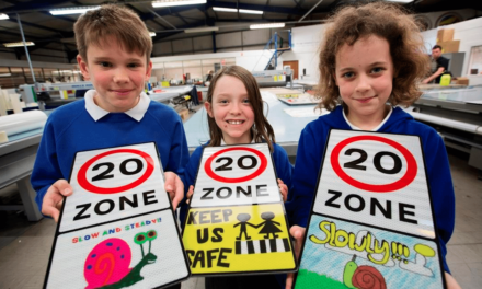 Signs of success for 20mph project