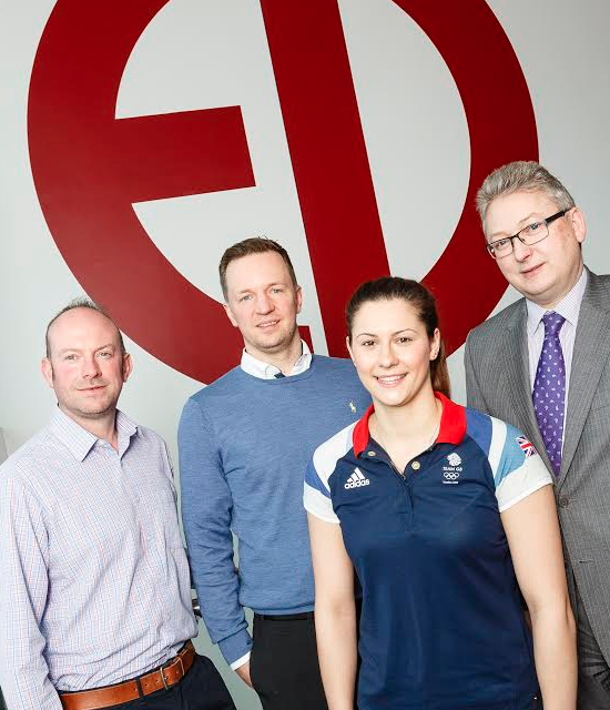 Teesside law firm helps local Olympian on the road to Rio
