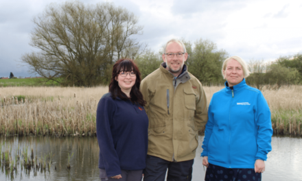 Green Streams Scheme In Full Flow Thanks To Northumbrian Water