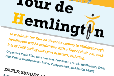 Roll up for the Tour de Hemlington