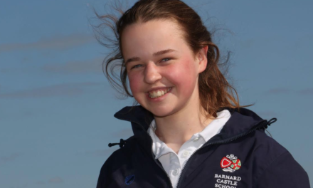 Dame Tanni's daughter selected for England Kayak squad