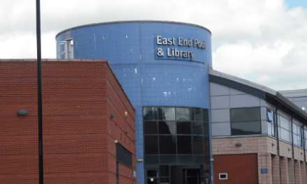 News about East End Library…