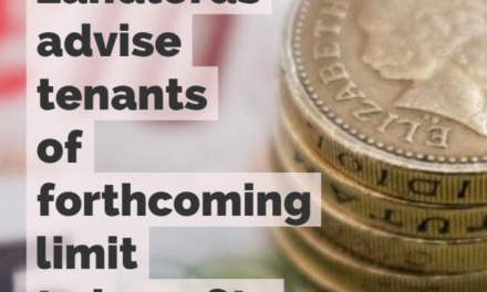 Landlords raise awareness of forthcoming benefit cap