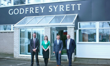 Godfrey Syrett is bucking national trend with sales growth in Q1