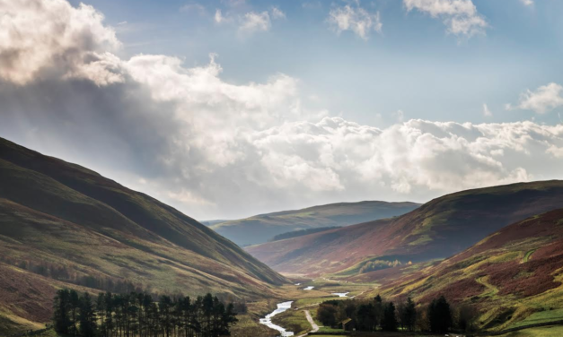 British public support corporate involvement in National Parks to secure future sustainability