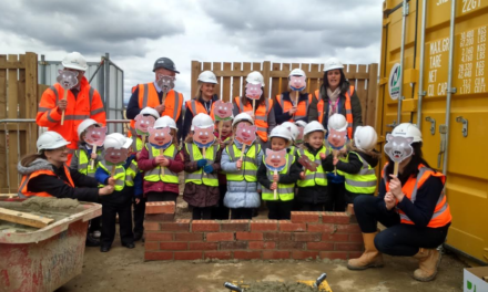 Foundations of a fairy tale with Keepmoat