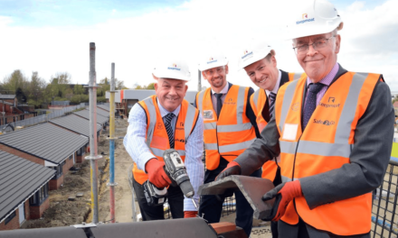 """Top"" new accommodation for older people in Byker"