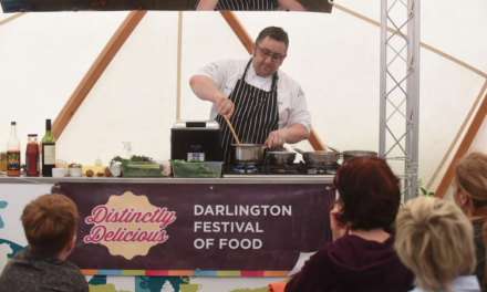 Darlington Food festival – all in the best possible taste