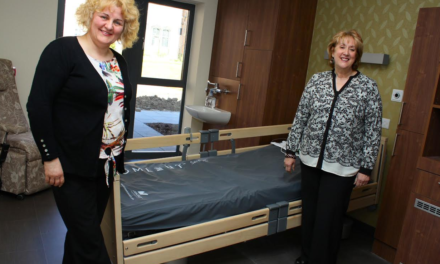 First glimpse of new £1.2m hospice in-patient unit