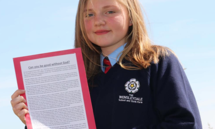 Students wins national writers comp