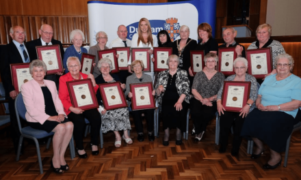County 'champions' receive Durham's top award