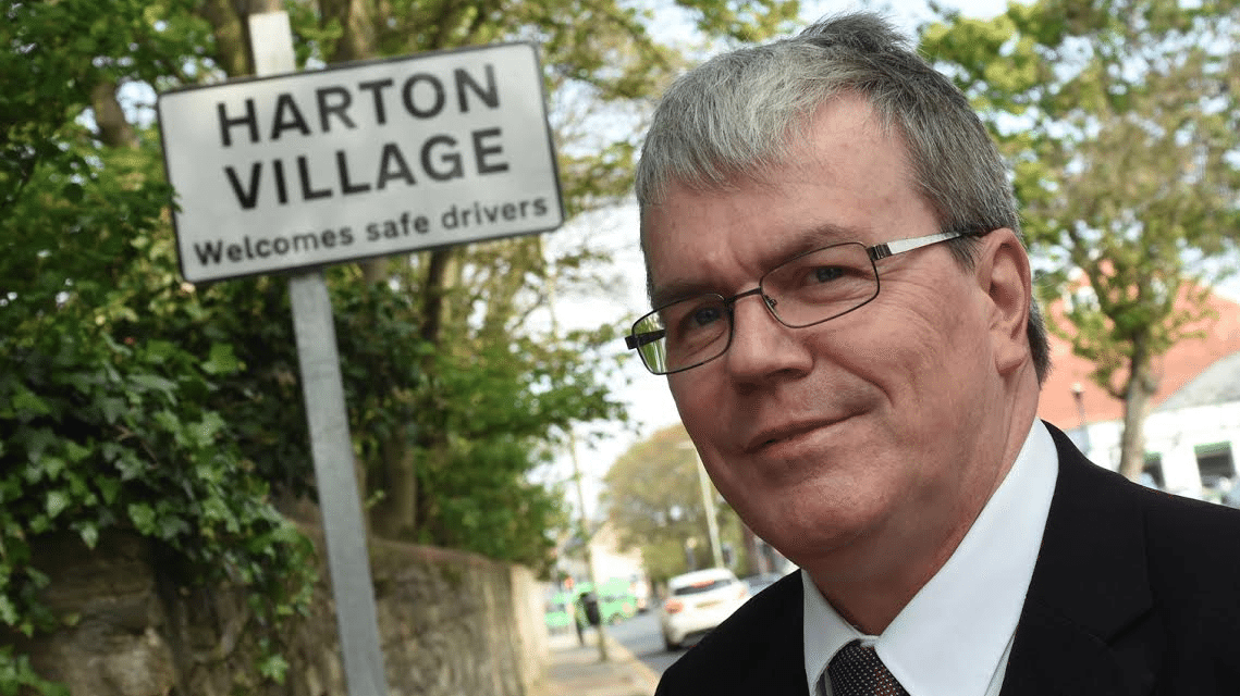 New Sign to put Village on the Map