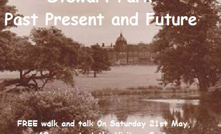 Walk and Talk Event Sheds Light on Historic Park