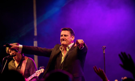 An Evening with Tony Hadley at Rockliffe Hall raises £10,455 for Alan Shearer Foundation