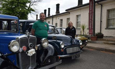 Vintage Vehicle Rally motors into Head of Steam