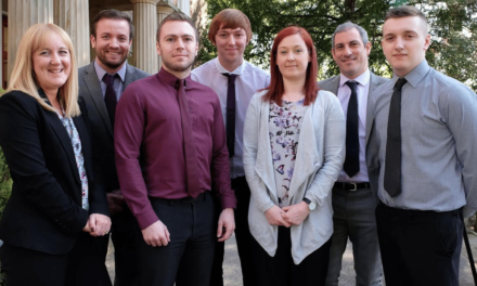 New faces at leading Darlington accountants