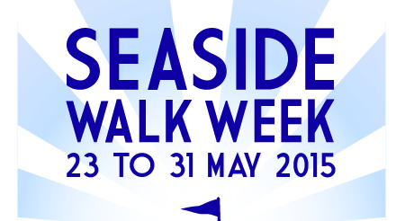 Seaside Walk Week launch walk taking place in Scarborough on 29th May