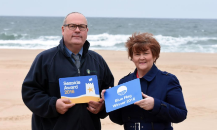 Top Awards for South Tyneside Beach