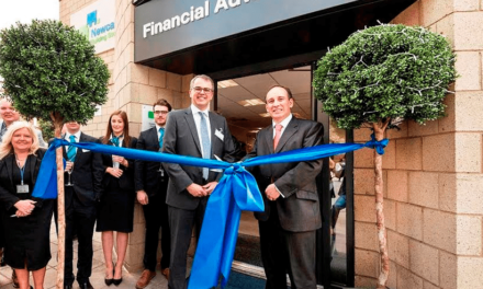 Flagship NBS Advice Centres Celebrate Stylish Arrival in Newcastle City Centre