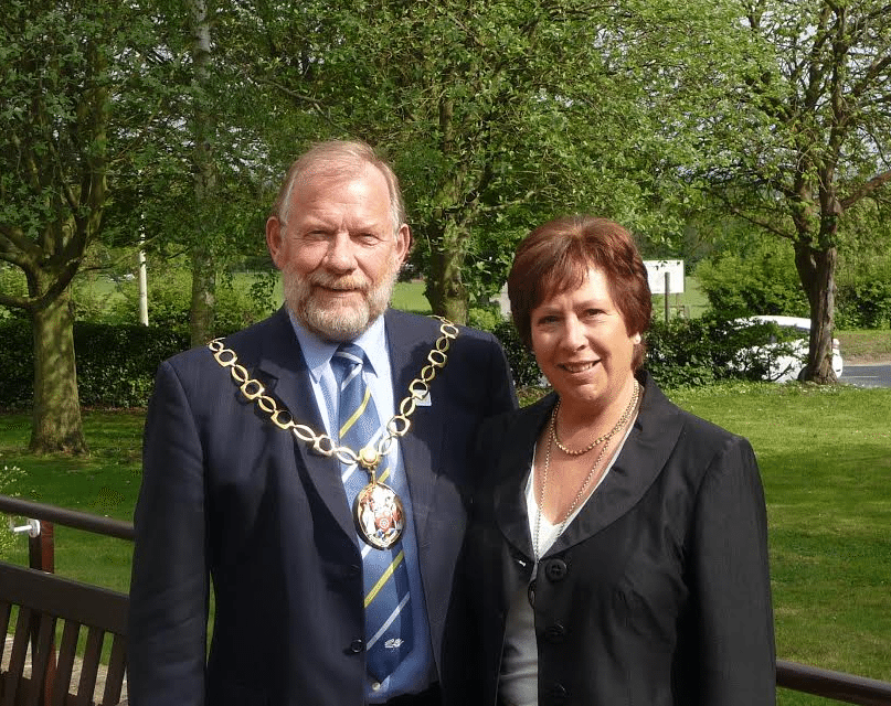 Bob Gardiner becomes the new Chairman of Ryedale District Council