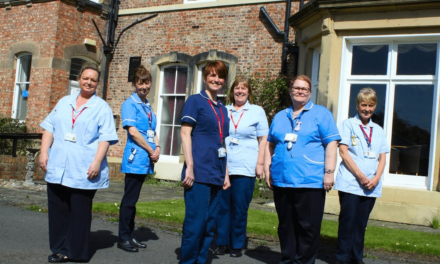Hospice's lifeline service relaunched in the community