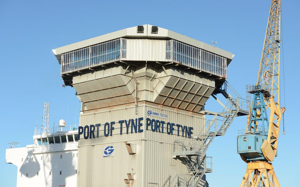 Port of Tyne Announces 2015 Annual Results and Future Business