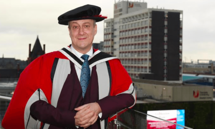 Renowned actor returns to Teesside to launch annual University event