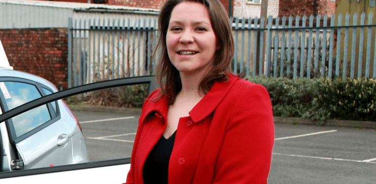 Anna Turley supports campaign for a real living wage and urges employers to sign up