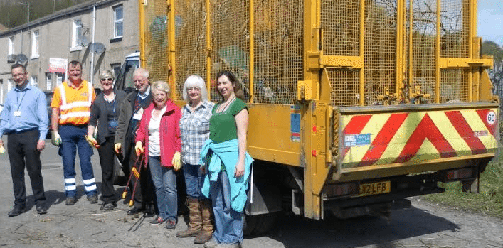 Community Action Team heading for Shotton