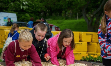 Children to Explore Evolving Farming Practices