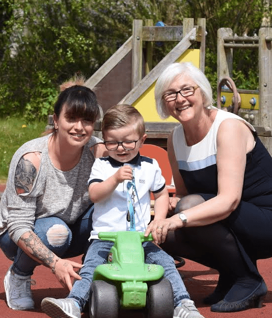 Nursery Celebrates 'Outstanding' Ofsted Report