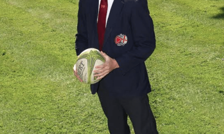 England take first look at schoolboy rugby player