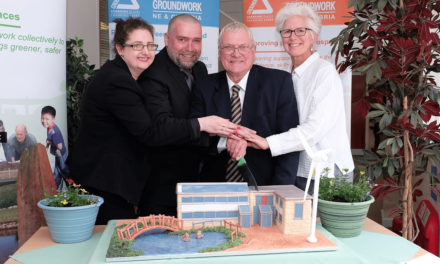 County Durham's first eco-building celebrates 10 successful years