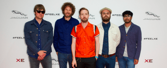 Kaiser Chiefs  to play in the North East at inaugural 'Rock n Raise' charitable event