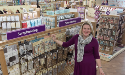 Crafter's Companion Poised for First UK Store Opening