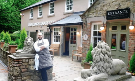 The Kingslodge Inn in Durham Introduces New Chef with a Recipe for Success