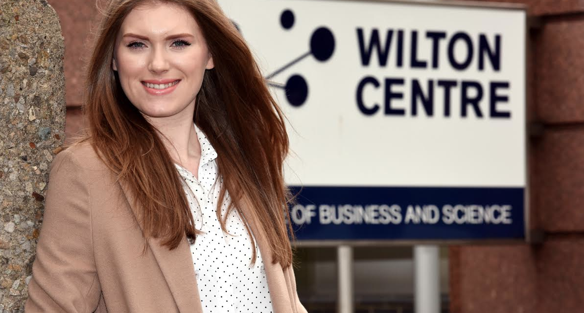 National recognition for Teesside chemistry student
