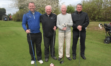 Former SAFC Players Beat off Competition to Win Prestigious Claret Jug