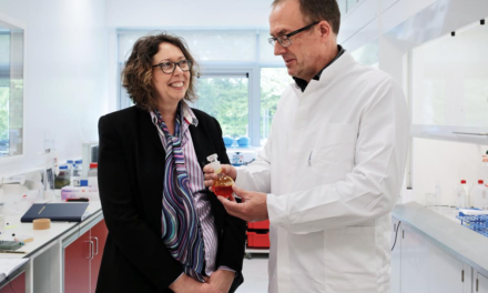 Pioneering drug firm opens North East research facility